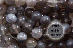 Kamienie Agat 5317kp 6mm 1sznur