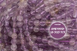 Kamienie Ametryn 7259kp 4mm 1sznur