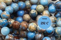 Kamienie Jaspis Impression 5643kp 6mm 1sznur