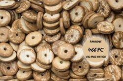 Koraliki drewniane 22kk 15mm 500g