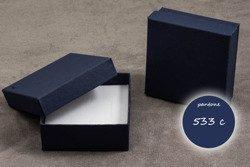 Pudełko jubilerskie 049oks 80x80mm Z1szt.