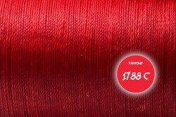 Sznurek poliestrowy woskowany #801 0.45mm 1rolka 150m