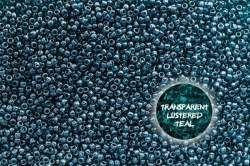 TOHO TR-11-108BD Trans.Lustered Teal 100g