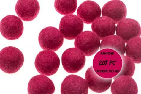 Filc Kulka 017fk 20mm 1sztuka