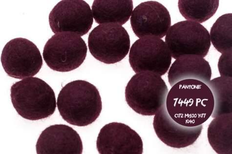 Filc Kulka 018fk 20mm 1sztuka