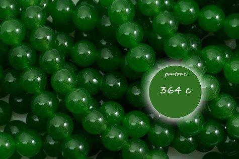 Jadeit 3247kp 10mm 1sztuka