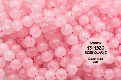 Kamienie Kwarc 3798kp 3mm 1sznur