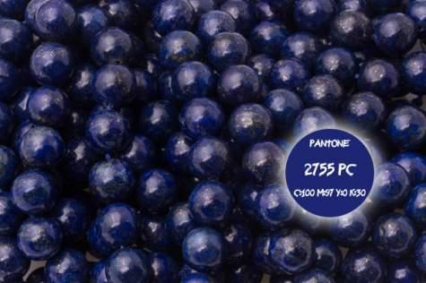 Kamienie Lapis lazuli 3670kp 4mm 1sznur