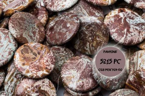 Kamienie Sodalit 1418kp 40mm 1sztuka