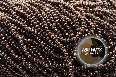 Koraliki Kryształki R3140kr 3mm 1szn.
