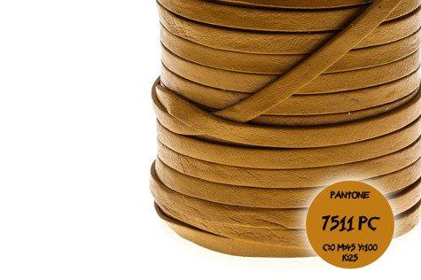 Rzemień płaski #139 4mm 1m