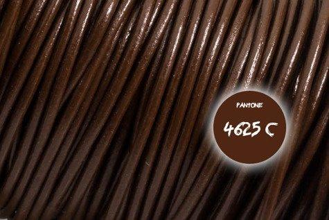 Rzemień skórzany #006 2mm 1m