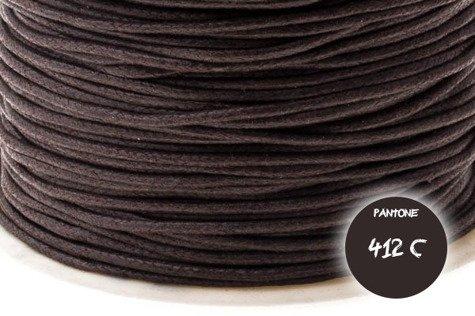 Sznurek  bawełniany#126 1mm 5m