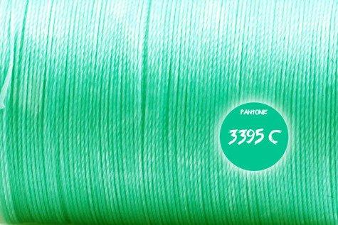 Sznurek poliester woskowany #806 0.45mm 1rolka 150m