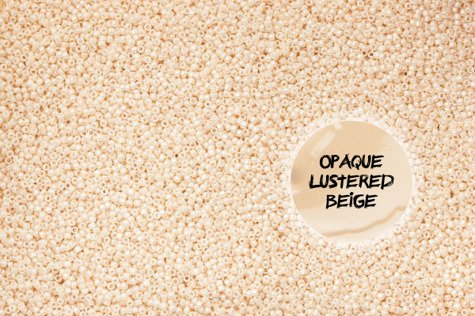 TOHO TR-11-123 Opaque Lustered Beige 10g