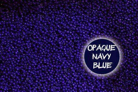 TOHO TR-11-48 Opaque Navy Blue 10g