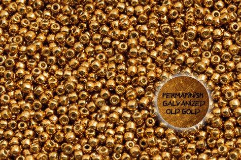 TOHO TR-11-PF591 Permafinish - Galvanized Old Gold 50g