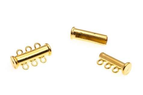 Zapięcie trzyrzędowe 13emz 20mm 1sztuka